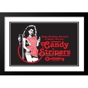 Candy Stripers 20x26 Framed and Double Matted Movie Poster