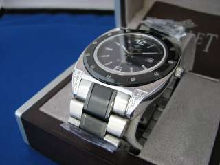 normal case material stainless steel case color plating two tone case