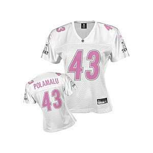 Reebok Pittsburgh Steelers Troy Polamalu Super Bowl XLV