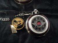 Franklin Mint Harley Heritage Springer Pocket Watch