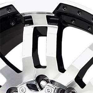 New 17X8.5 6x135 Vision 375 Warrior Wheels/Rims