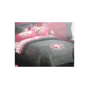 NFL Denim Bedding San Francisco 49ers Full Size Comforter