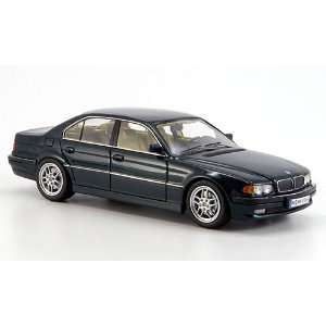 BMW 740i (E 38), 2000, Model Car, Ready made, Neo Scale