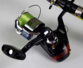 ZEBCO HAWG SEEKER BITE ALERT SPINNING ROD REEL 7 FT NEW 032784580393