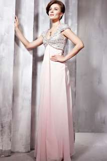 Inviting Wedding Bridesmaid Celebrity Prom Evening Party Long Dress