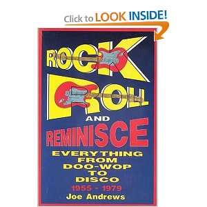 Rock Roll and Reminisce Joe Andrew 9781577852964  Books