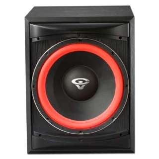 CERWIN VEGA XLS 12S 12 250 WATT HT POWERED SUBWOOFER