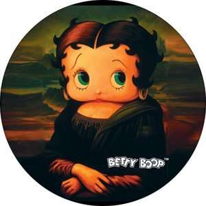 Betty Boop Mona Button B BOOP 0016 Toys & Games