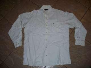 Christian Dior Monsieur Mens Medium Button Down Shirt