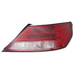 Tail Light Assembly for 2012 Acura TL Right/Passenger Side