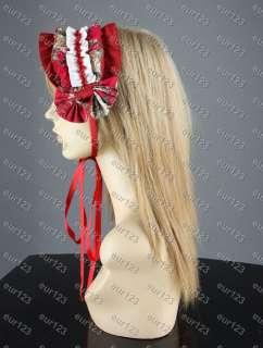 Gothic lolita dress culture XV Cosplay Costume Custom