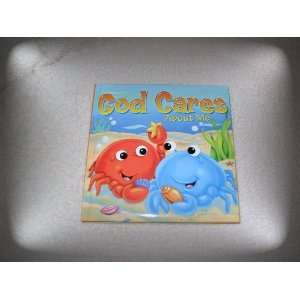 God Cares About Me (Board Book 2008) by Cuddly Duck