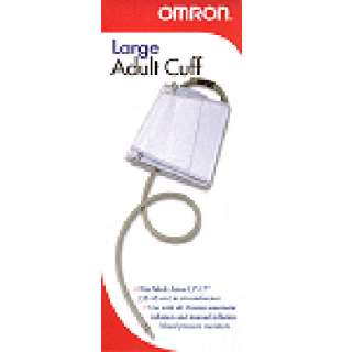 Omron H 003D Large Gray Adult Cuff for Digital Monitors 73796800345