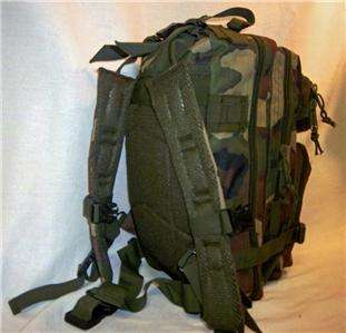 New MOLLE Small 2 Day Level 3 III Pack Tactical Bag Backpack