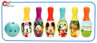 Mickey Mouse Bowling Set 2