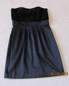 NWT BANANA REPUBLIC BLACK SEMI FORMAL DRESS SIZE 8 & 12