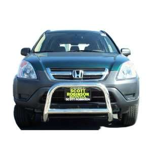 Honda Crv Honda Crv Sport Bar Stainless Grille Guards & Bull Bars