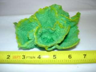 Green Leaf Coral Aquarium Decoration Ornament sc002