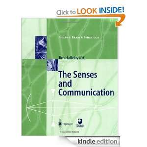 The Senses and Communication (Biology Brain and Behaviour) Tim