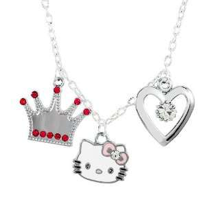 Rhinestone Accents   Crown, Hello Kitty, Heart Arts, Crafts & Sewing