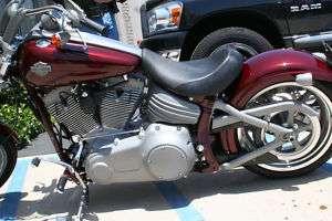 Harley Davidson Softail Rocker Seat by Danny Gray SBG