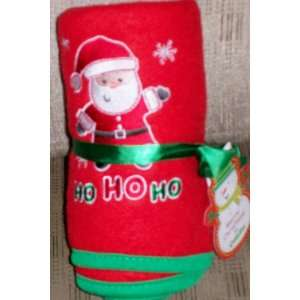 Cutie Pie 100 % Polyester Christmas Blanket 30 X 30 can Use for Doll