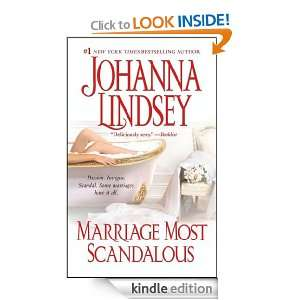 Marriage Most Scandalous: Johanna Lindsey:  Kindle Store