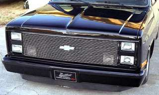 Carriage Works   81 87 Chevey GMC Pickup Billet Grille   40032