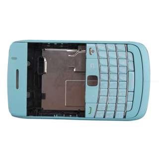 Matt Light Blue Full Housing for Blackberry Bold 9700