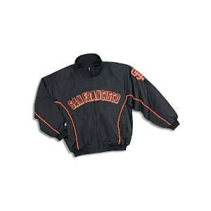 San Francisco Giants Youth MLB Elevation Premiere Jacket by