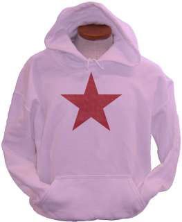 Red Star CCCP USSR Russian Military Army Hoodie
