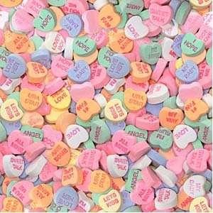 Necco Original Candy Conversation Hearts Grocery & Gourmet Food
