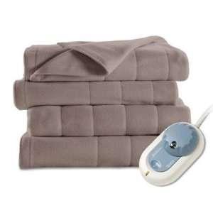 Jarden Home Environment Sunbeam Quilted Fleece Blanket