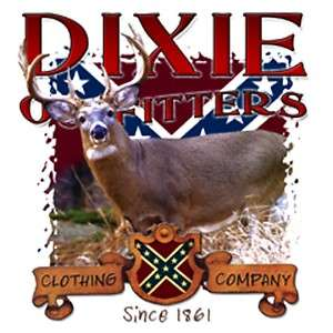 Dixie Rebel DEER HUNTING