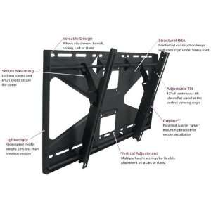 Mounts Tilting Mount for Flat Panels up to 63 CTM MS2 Electronics