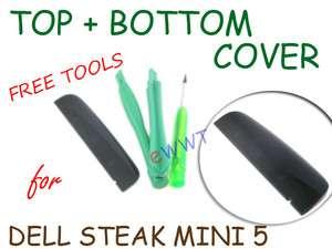 Housing Top w/ Bottom Cover Case+Tool for Dell Streak Mini 5 ZVGS073