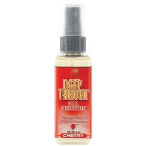 Deep Throat Desensitizers   2 oz Vanilla: Everything Else