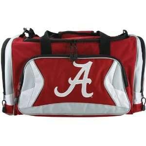 Alabama Crimson Tide Crimson White Fly By Duffel Bag