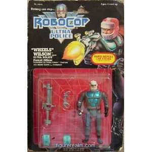 Robocop and the Ultra Police WHEELS WILSON Toys & Games