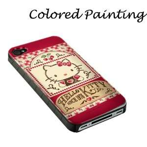 Kitty Cases For iPhone 4 / 4S   Diy iPhone 4S Phone Case