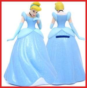 Disney Princess Cinderella Figure Coin Bank  7