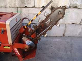 DITCH WITCH 350SX CABLE PLOW TRENCHER & TONS OF EXTRAS ONLY 599 hrs