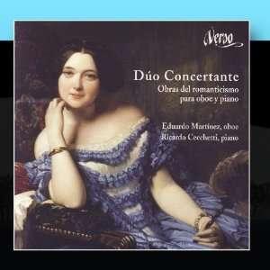 Para Oboe Y Piano Eduardo Martinez & Ricardo Cecchetti Music
