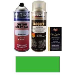 Lime Green Spray Can Paint Kit for 1977 AMC Matador (7P) Automotive