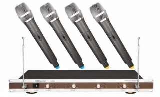 hand held microphones 1 1 4 audio cable 8 1 5 volt batteries double a