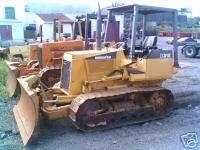 1997 KOMATSU D31E CRAWLER DOZER