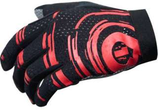 SixSixOne 661 Mountain Bike Cycling Raji Gloves Red