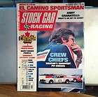 VINTAGE October 1979 Stock Car Racing Magazine Canada I
