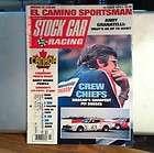 VINTAGE October 1979 Stock Car Racing Magazine Canada I