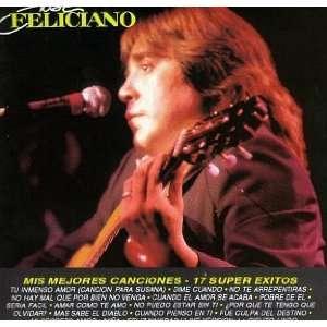 Mis Mejores Canciones 17 Super Exitos Jose Feliciano Music